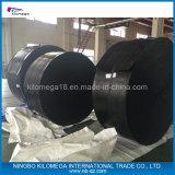 Nastri trasportatori di gomma resistenti dell'olio utilizzati nell'estrazione mineraria, cinghia del ventilatore