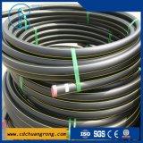 Tubo di acqua di plastica dell'HDPE con PE100 o PE80