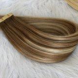新製品2019の高品質安く100%のヨーロッパ人の毛のOmbreテープ毛の拡張