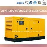 30kw stille Diesel die Generator door Quanchai Engine wordt aangedreven