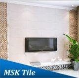 mattonelle rustiche Leather-Look bianche della parete 300X600 e di pavimento