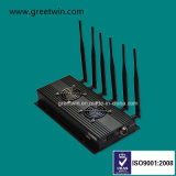 3G 4G WiFi bloqueador de la señal de GPS Bluetooth Dispositivo de localización GPS Jammer (GW-JC6)