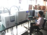 L'équipement de chromatographie en phase gazeuse- Instrument d'analyse chromatographie en phase gazeuse