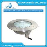 Unterwasserlicht des Fabrik-Preis-Edelstahl-IP68 18W 12V LED