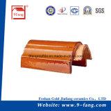 De Chinese Verglaasde Tegel van het Dakwerk van het Staal van het Bouwmateriaal van de Tegel van de Decoratie van de Verkoop van de Tegel Hoogste