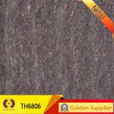 600x600mm doble cargo el diseño de piso de baldosas de color marrón (TH6806)