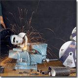 """최신 판매 연마재는 T41 4.5 """" Cuttting 금속 디스크를 도구로 만든다"""