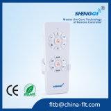 Telecomando senza fili del ventilatore di soffitto di conversione di frequenza di rf con Ce