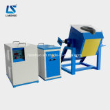 Inclinazione del forno ad induzione per media frequenza per platino di fusione