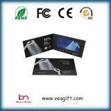 10.0 '' LCD-Bildschirm-Bekanntmachenvideogruß-Karte