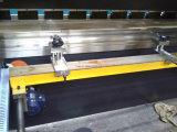 Freno semplice della pressa di CNC di serie di Wc67y 100t/3200 per la macchina piegatubi di piastra metallica