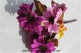 Seda artificial Gerbera Daisy flores para decorar