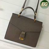 새로운 최신 형식 여자 어깨에 매는 가방 순수한 진짜 가죽 핸드백 Emg4820