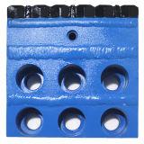 Grattoir/coupeur latéral de Tbm/pièce de rechange pour le coupeur de haveuse/écran protecteur fabriqué en Chine