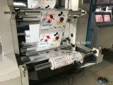 PLC를 가진 6개의 색깔 Flexographic 인쇄 기계