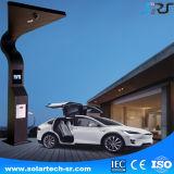 Lumière légère solaire solaire de jardin du constructeur diplôméee par Soncap 20W DEL de la CE ccc de lumière de jardin de Treding avec le moniteur