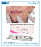 Inyección Ce Singfiller ácido hialurónico para Lip OEM, Obl, ODM
