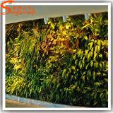 Стена зеленой травы украшения нового типа искусственная пластичная крытая