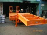 трейлер палубы шага Tri-Axles 12m