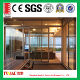 Neue Häuser verwendete Aluminiumschiebetüren