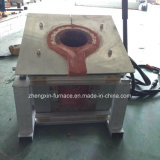 печь индукции 100kgs плавя для сплава утиля утюга стального алюминиевого медного