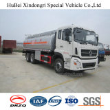 camion di autocisterna di olio combustibile della benzina dell'euro IV di 21cbm Dongfeng