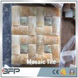 Mosaico di marmo bianco di vari disegni per la decorazione