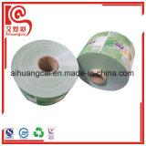 Papel de imprenta/película plástica Rolls para el empaquetado que rastrea automático