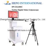 Certificación CE Diagnóstico Clínico imágenes ginecológica de colposcopia Carro (HP-COL900C)