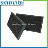 Пористый воздушный фильтр с активированным углем
