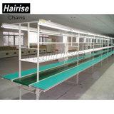 Sistema de transportador de correa de la categoría alimenticia de la ISO de Hairise para la industria de la fruta