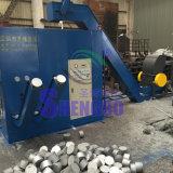 O alumínio automático horizontal desfaz-se da imprensa de ladrilhagem