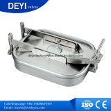 535mm*420mm em aço inoxidável SS304 Porta Manway Retângulo