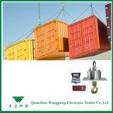 Pont à bascule de camion de poids de conteneur de SOLAS