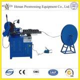 ポスト張力作業のための螺線形の波形の管機械にプレストレスを施すこと