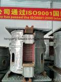 Алюминиевый угол и печь индукции чонсервных банк плавя