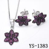 Nieuw Ontwerp 925 Zilveren Juwelen Vastgestelde Hotsale