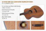 Aiersi 상표 40 인치 Om는 음향 기타를 유행에 따라 디자인 한다