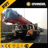 Sany 새로운 50ton 이동할 수 있는 트럭은 Stc500 싼 가격을 Cranes