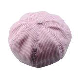 8つのパネルの方法Hat顧客用Newsboyの帽子の女性