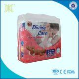 L'éléphant de Clothlike d'absorptivité de qualité a estampé le paquet remplaçable d'Eco de couche-culotte de bébé