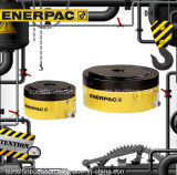 Clp-Serie di Enerpac, cilindri del controdado del pancake