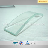 2-22mm En12150 SGCC Csi Certified Flat 또는 Curved Tempered Glass Manufacturer