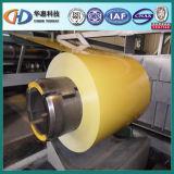 Prepainted гальванизированная стальная катушка с опционными цветами