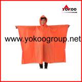 Adult (YB-7100)のためのエヴァRain Poncho
