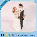Экстракласс торта венчания смолаы Polyresin для украшения