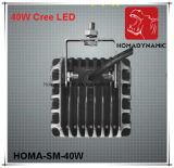 4 indicatore luminoso di azionamento del CREE LED dell'indicatore luminoso del lavoro di pollice 40W LED