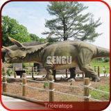 Dinosaurus Animatronic van het Pretpark van Gengu De Levensgrote