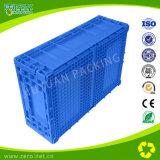 Caixas Foldable plásticas padrão da alta qualidade para o armazém