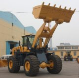 Caricatori a ruote potenti del macchinario minerario